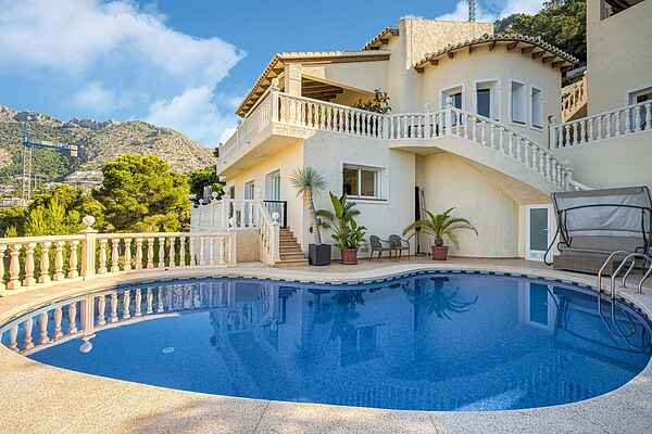 Holiday home in Puerto Campomanes-Grenwich