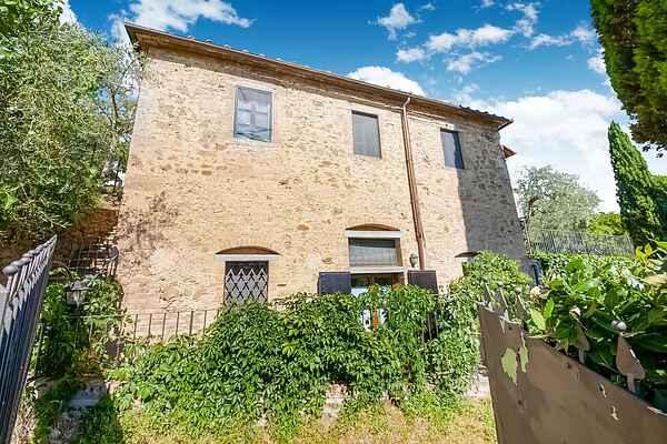 Landhaus in Gavignano