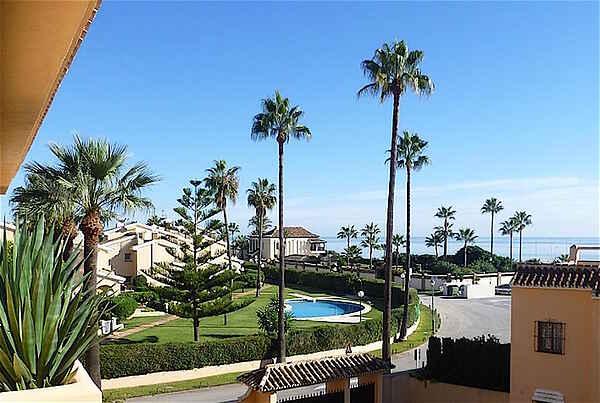 Apartamento en la playa de Marbella