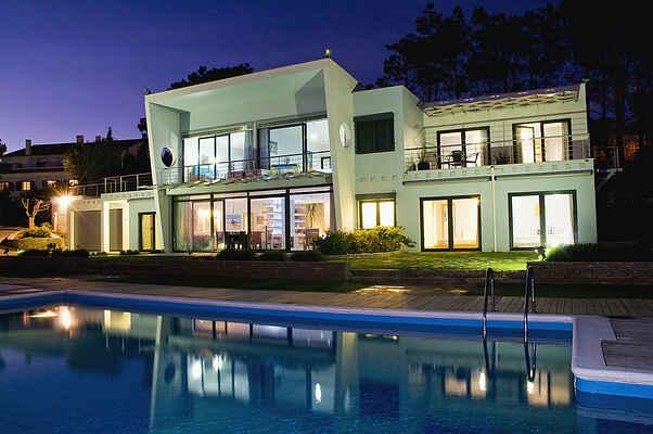 Villa i Foz do Arelho