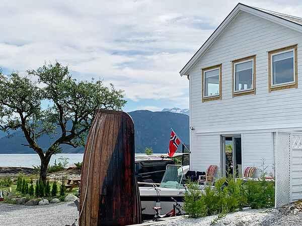 Holiday home in Tørvikbygd