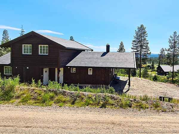 Holiday home in Nordre Osen