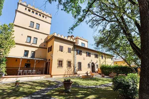 Villa i Piazzano