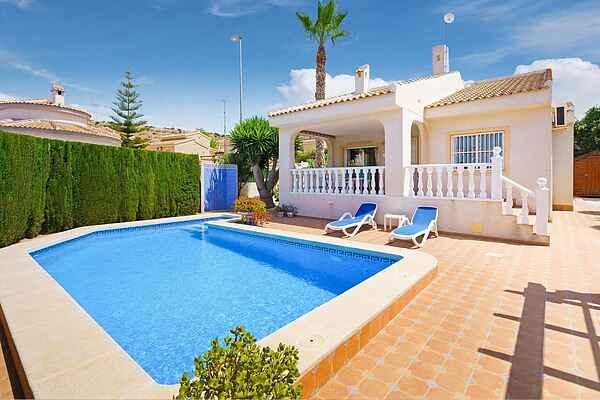 Villa i Residencial Benimar