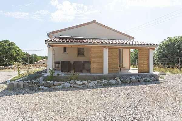 Sommerhus i Balazuc