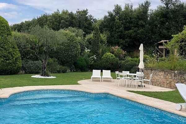 Villa i Villeneuve-Loubet