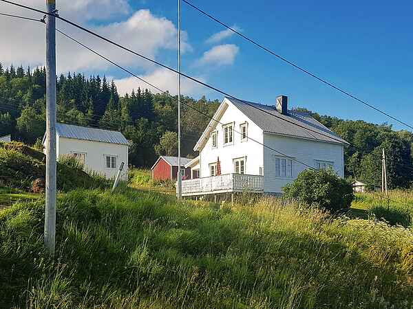 Holiday home in Dyrøy Municipality