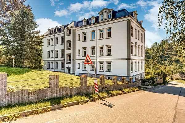 Villa i Grünhainichen