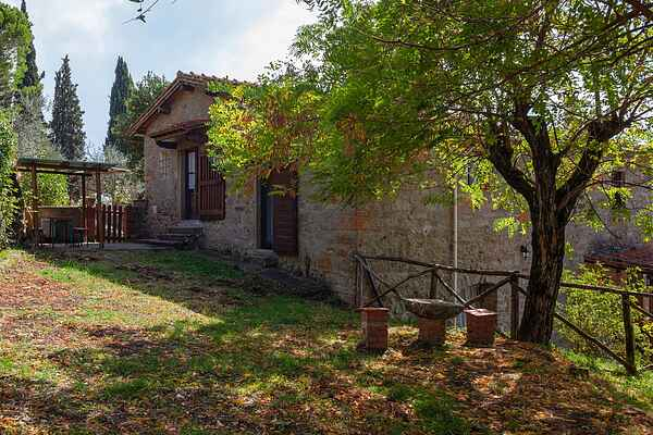 Farm house in Pulicciano