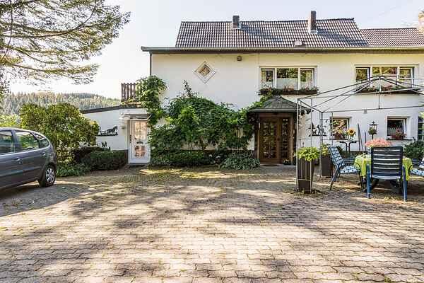 Apartment in Menkhausen