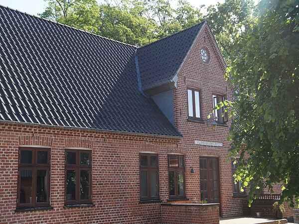 Langagergaard Feriebolig med plads til 31 pers