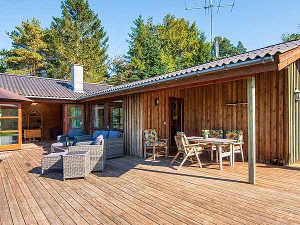 Sommerhus i Krakær