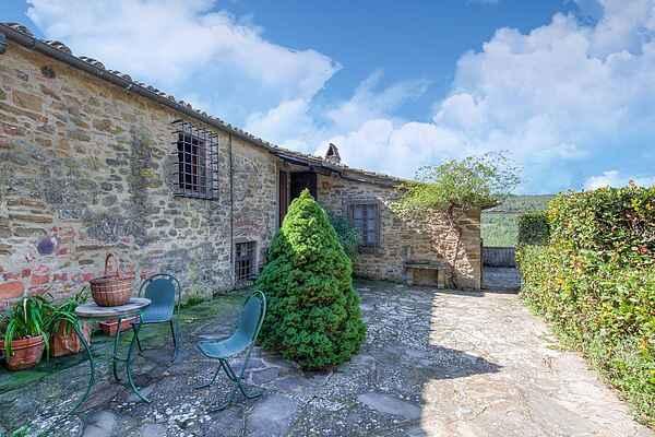 Gårdhus i Civitella in Val di Chiana