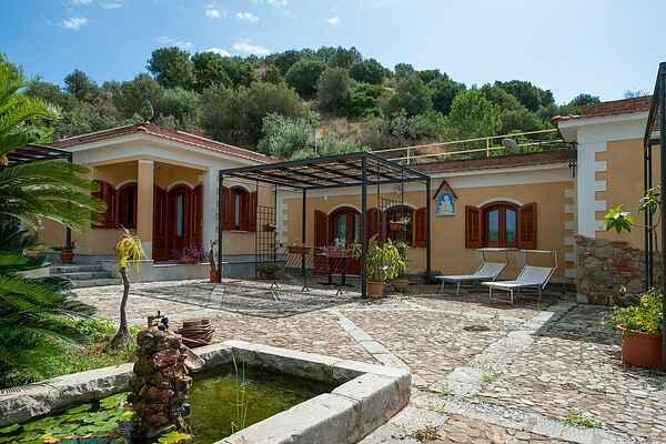Sommerhus i Termini Imerese