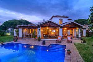 Villa i Atalaya Isdabe