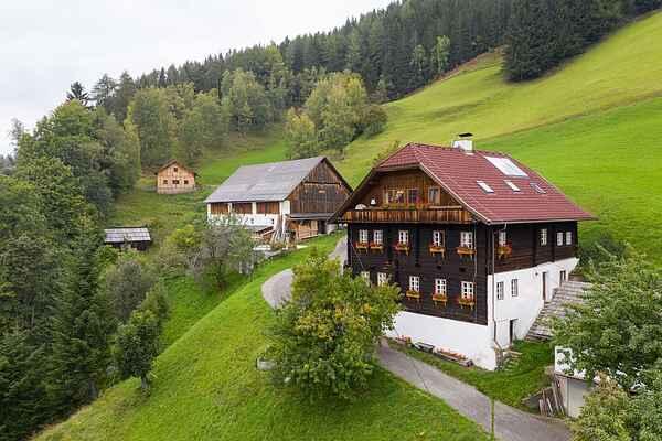 Gårdhus i Vordernöring
