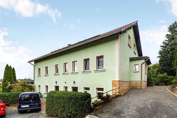 Lägenhet i Lichtenhain