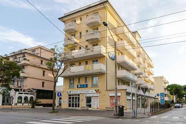 Ferielejlighed i Rimini