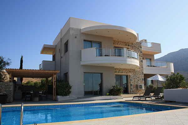 Villa Danae Crete