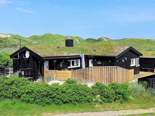 Sommerhus ved Saltum Strand
