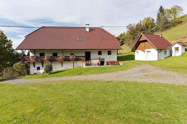 Ferienhaus in Eberstein