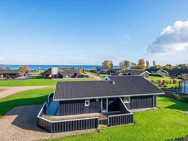 Casa vacanze in Grønninghoved Strand