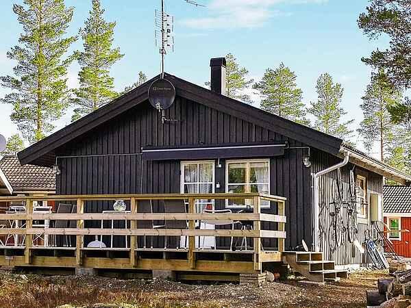 Holiday home in Kringelfjorden