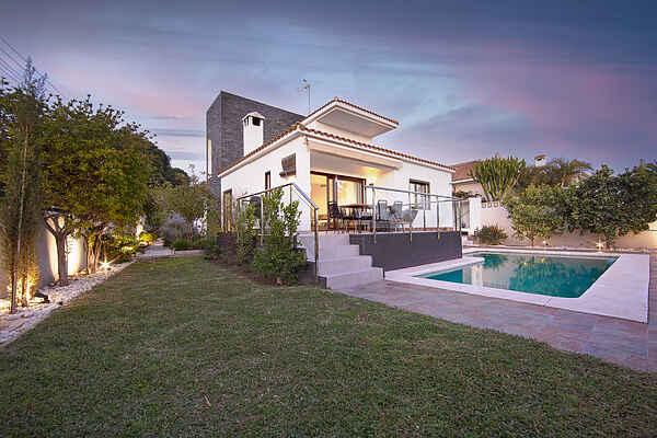 Villa i Las Chapas