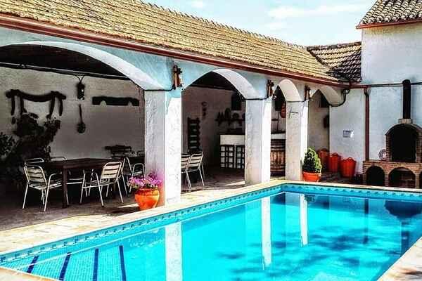 Sommerhus i Escóznar