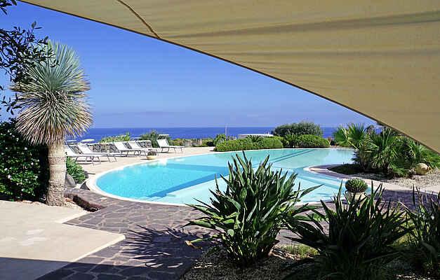 Ferienhaus in Pantelleria