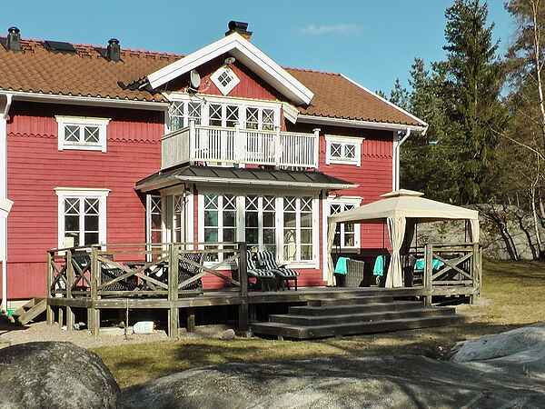 Holiday home in Vaxholm Municipality