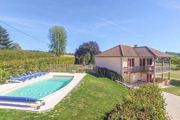 Casa vacanze in Excideuil
