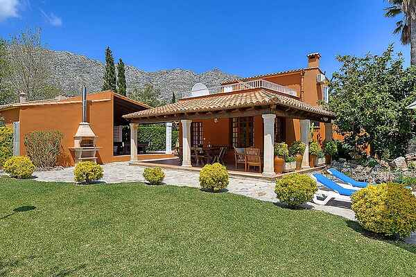 Holiday home in Cala Sant Vicenç