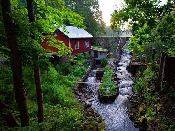 Holiday home in Alingsås S