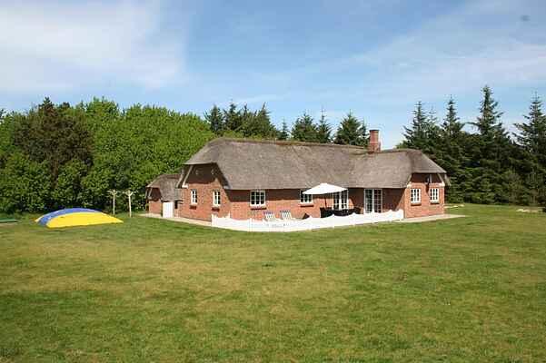Sommerhus i Vedersø Klit