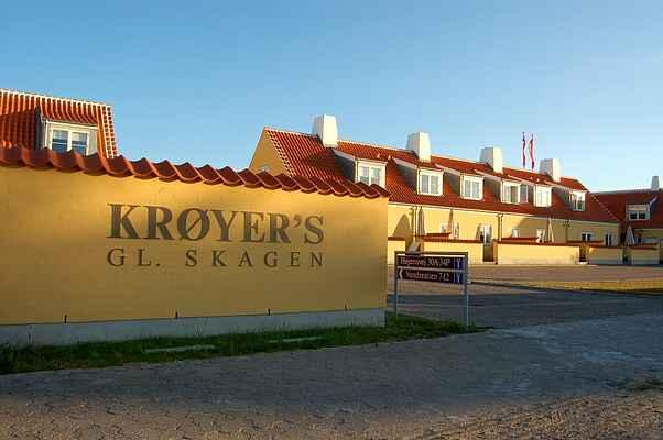 Holiday home in Krøyer's Feriecenter
