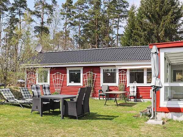 Holiday home in Örkelljunga N