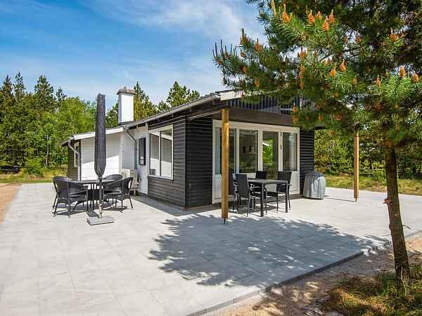 Maison de vacances en Sønderstrand
