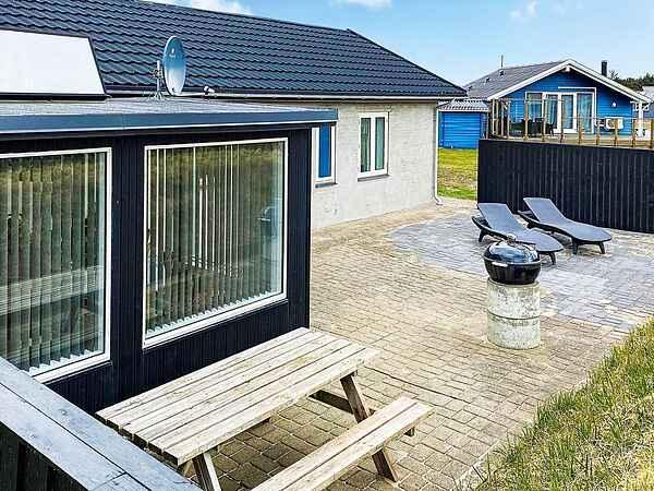 Sommerhus ved Fjand Strand