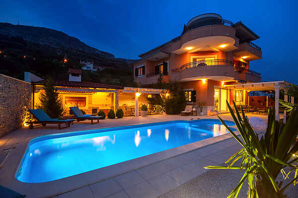Villa i Solin