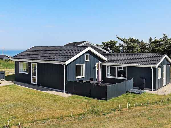 Holiday home in Lønstrup Strand