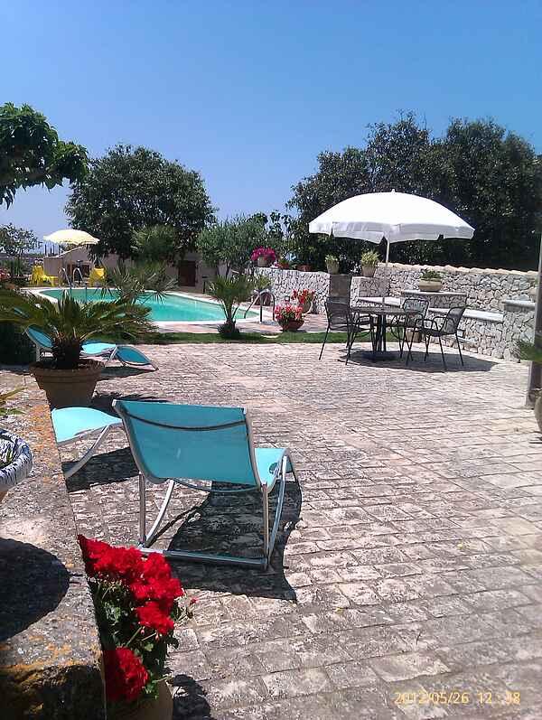 Sommerhus i Ragusa
