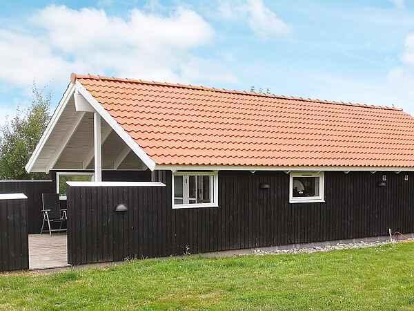Casa de vacaciones en Bredfjed Strand