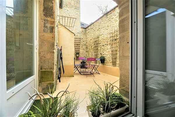 Hytte i Bayeux