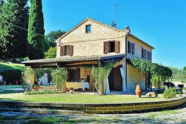 Villa in San Giacomo