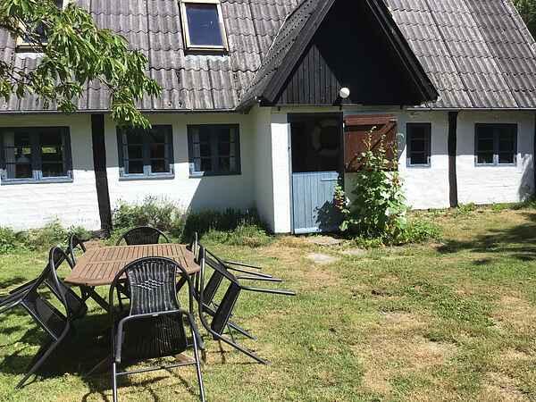 Sommerhus med skøn beliggenhed