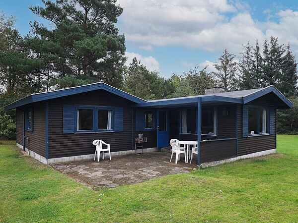 Casa de vacaciones en Virksund Strand