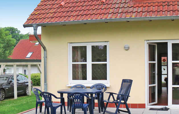Holiday home in Dumsevitz