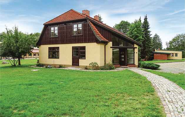 Holiday home in Müsselmow