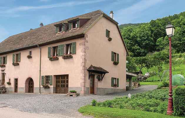 Holiday home in Steige